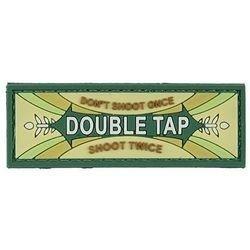 Naszywka Double Tap