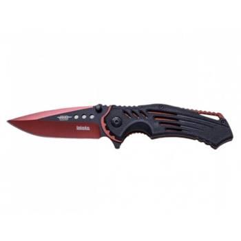 Nóż składany Joker JKR561 czarno-czerwony