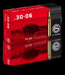 Amunicja .30-06 Geco Plus 11g/170gr (20 szt.)