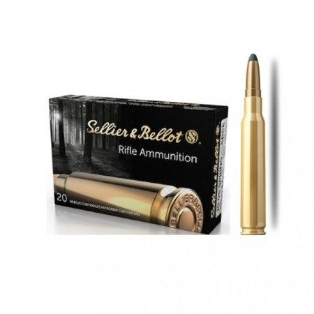 Amunicja .30-06 S&B SPCE 9.7g/150gr (20 szt.)