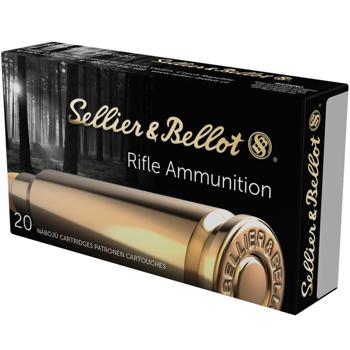 Amunicja 30-30 Win S&B SP 9,7g/150gr (20 szt.)