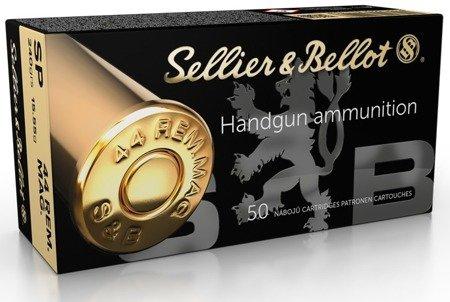 Amunicja .44 Rem Mag S&B SP 15.5g/240gr (50 szt.)