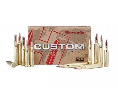 Amunicja  kal.308Win Hornady SP Custom International 180gr/11,7g  (20szt)
