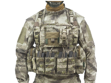 Chest rig Warrior