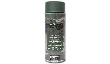 Farba do maskowania broni - Forest Green - RAL 6031 - Fosco