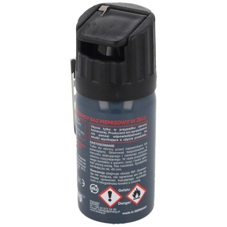 Gaz pieprzowy Red Pepper Gel 40ml CONE