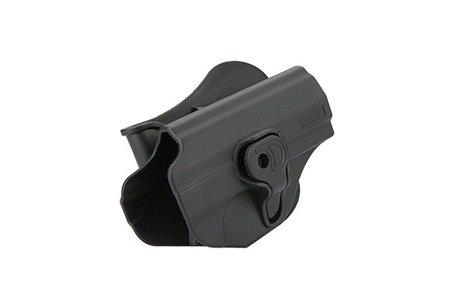 Kabura Cytac do Walther P99 - czarna