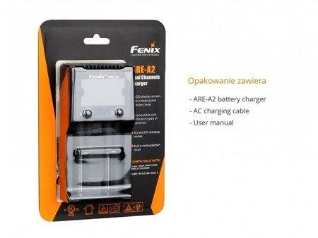 Ładowarka sieciowa Fenix ARE-A2
