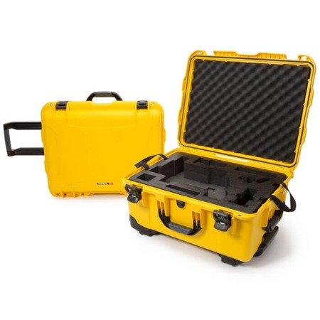 Skrzynia transportowa Nanuk 950 DJI™ RONIN-M żółta