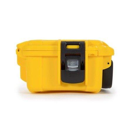 Skrzynia transportowa Nanuk 903 żółta - bez wypełnienia