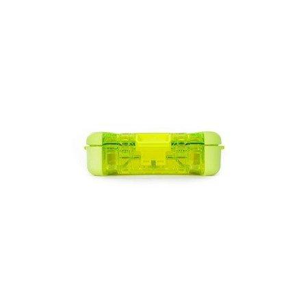 Skrzynia transportowa Nanuk Nano 320 limonkowa