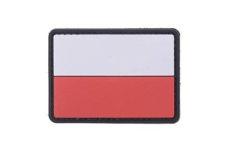 Naszywka 3D - Flaga Polski