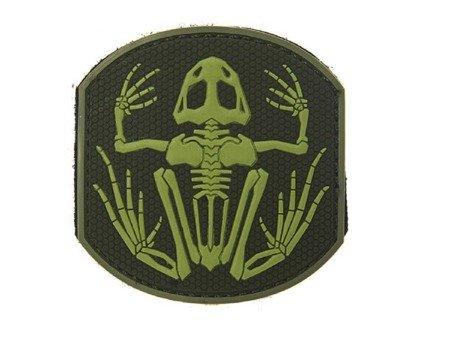 Naszywka Frog skeleton SEALS