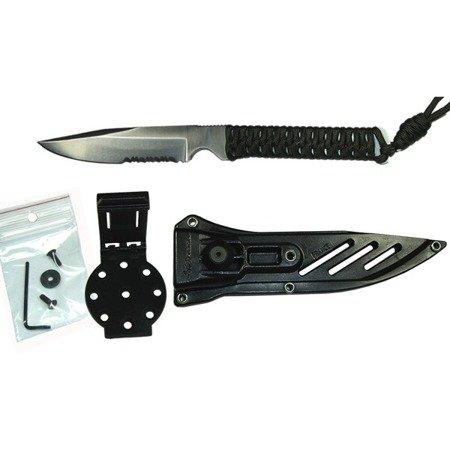 Nóż Wildsteer Wild Tech 4 satin combo blade