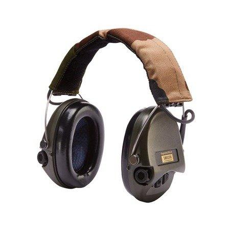 Ochronniki Słuchu Sordin Supreme Pro-X Zielone