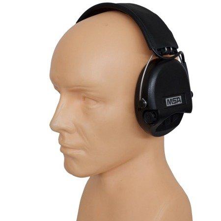 Ochronniki Słuchu Sordin Supreme Pro czarne nagłowne