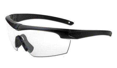 Okulary balistyczne ESS Crossbow One Clear - przeźroczyste