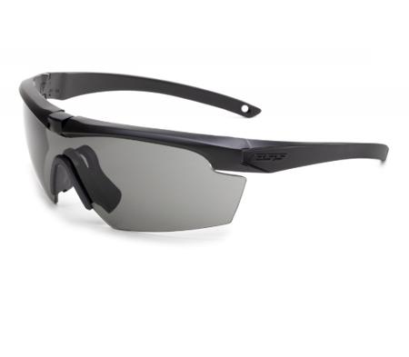 Okulary balistyczne ESS Crosshair One Smoke Gray - przyciemniane