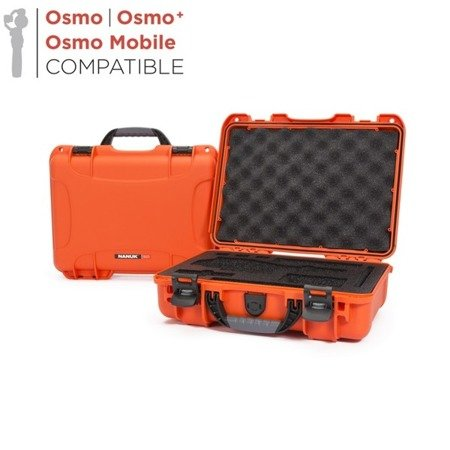 Skrzynia transportowa Nanuk 910 DJI™ OSMO pomarańczowa