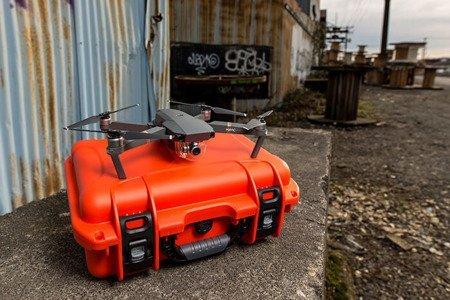 Skrzynia transportowa Nanuk 920 Sony ® A7R oliwkowa