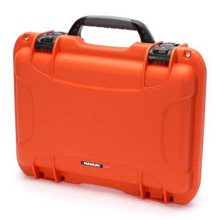 Skrzynia transportowa Nanuk 923 DJI™ Ronin-S pomarańczowa