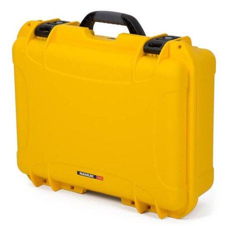 Skrzynia transportowa Nanuk 933 DJI™ Phantom 4 żółta