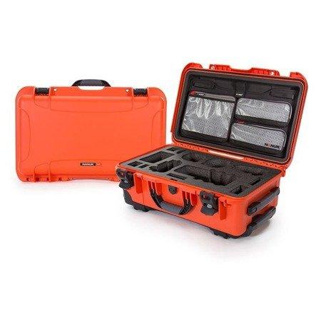 Skrzynia transportowa Nanuk 935 Sony ® A7R pomarańczowa