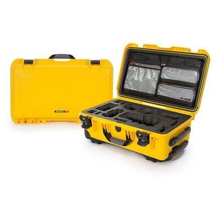 Skrzynia transportowa Nanuk 935 Sony ® A7R żółta