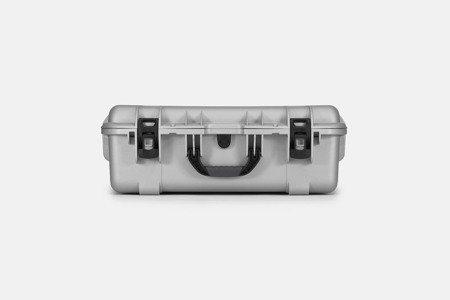 Skrzynia transportowa Nanuk 945 srebrna - bez wypełnienia