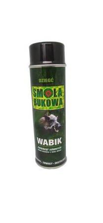 Smoła bukowa - środek wabiący dziki 500 ml spray