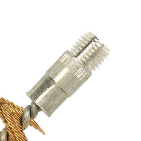 Spiralna szczotka z brązu do broni gładkolufowej - Bore Tech