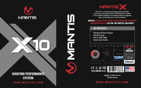 Trenażer Mantis X10 Elite - system wyszkolenia strzeleckiego