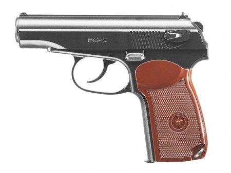Wiatrówka pistolet Borner PM-X 4,5 mm BBs