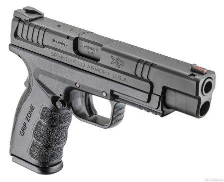 XD-9 Tactical Mod. 2 (czarny)