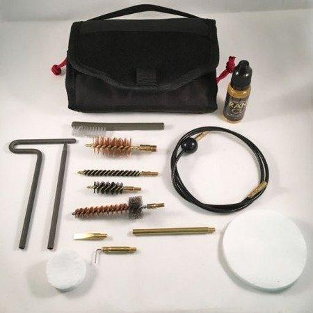 Zestaw polowy do czyszczenia karabinów, pistoletów i strzelb - 3 GUN